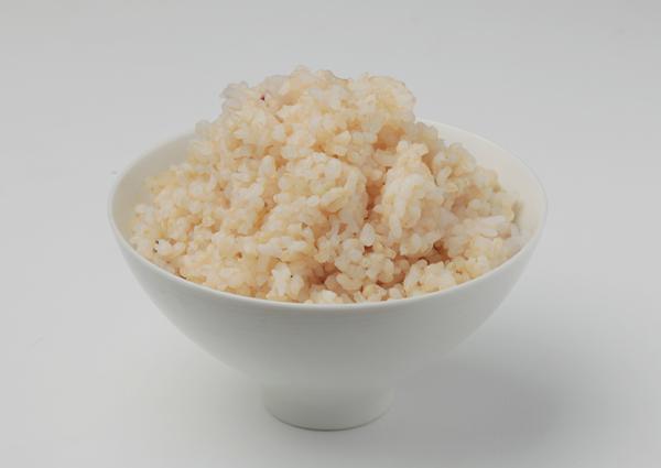 玄米はパーフェクト